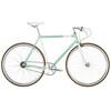 Creme Vinyl Solo - Vélo de ville - Automatix vert/turquoise